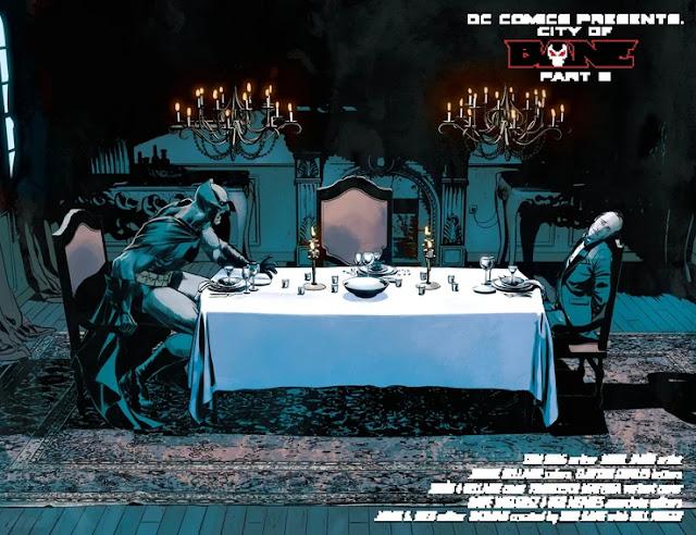 DOSSIÊ BATMAN: ALFRED PENNYWORTH, mortes e vilanismo - parte 2
