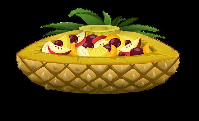 Cara menyembuhkan amandel dengan nanas