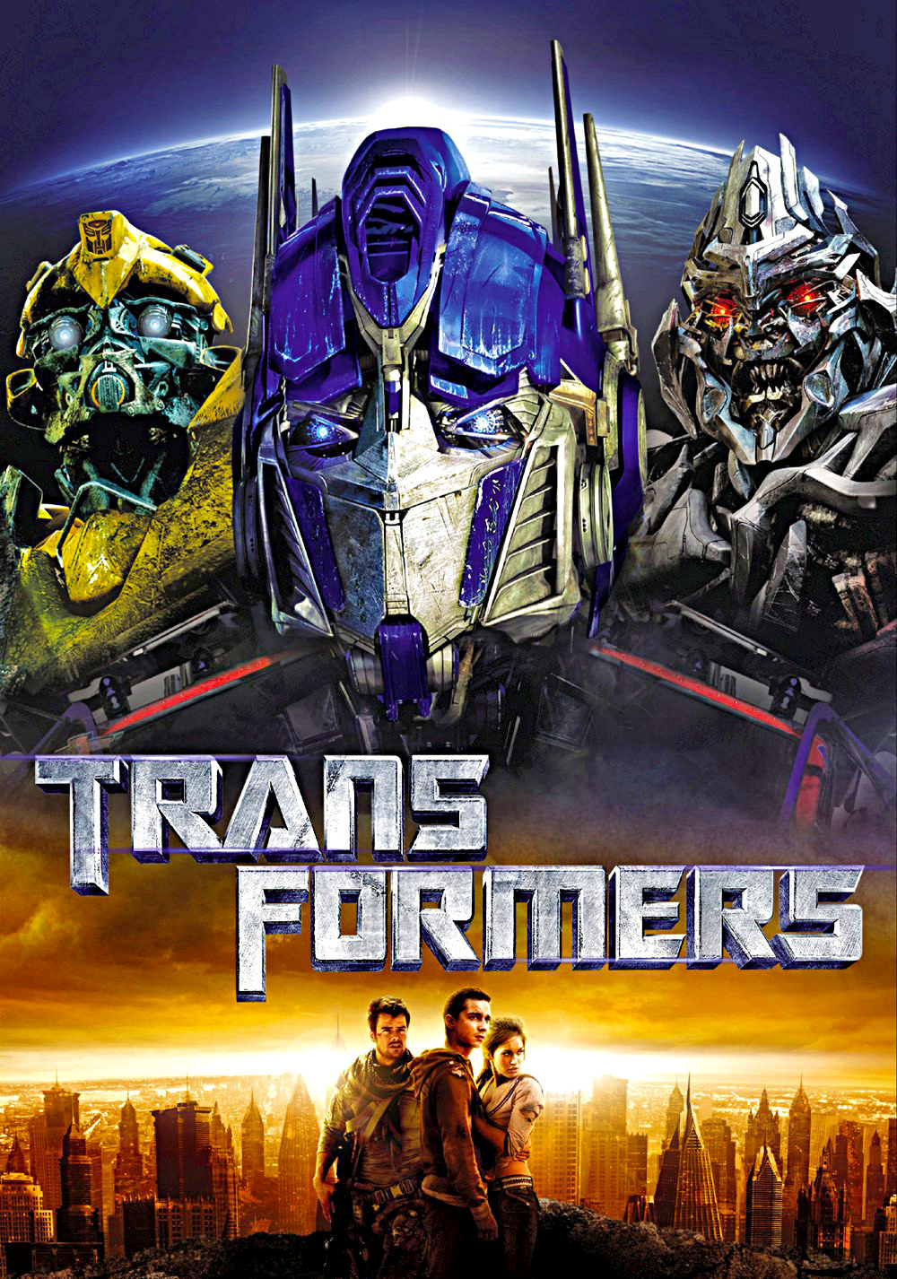 TRANSFORMERS (2007) MOVIE TAMIL DUBBED HD
