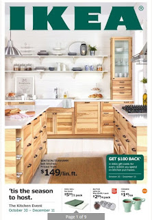 Ikea flyer this week November 30 - December 11, 2017