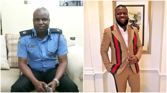 How Police Chief Abba Kyari Flew To Hushpuppi's Dubai Mansion To'Have A Good Time' — US Court