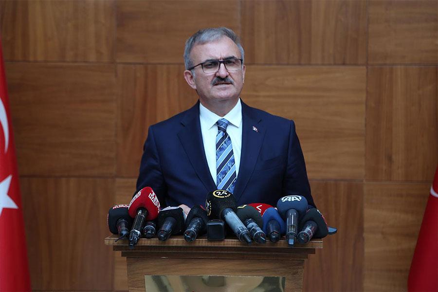 Diyarbakır Valiliğine atanan Münir Karaoğlu göreve başladı
