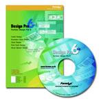 Formtec Design Pro-Δωρεάν προγράμματα για εκτύπωση καρτών, ετικετών, cd