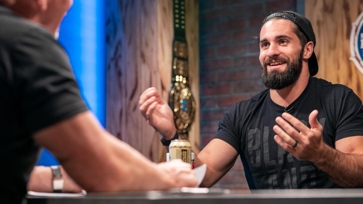 Seth Rollins revela quando seu contrato com a WWE irá expirar