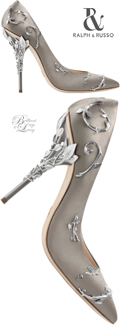 Ralph & Russo Eden Eve pump #brilliantluxury