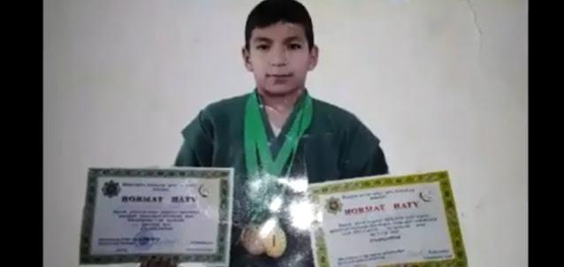14-летнего борца в Туркменистане до смерти избили за отказ проиграть курсанту МВД и бросили умирать на улице