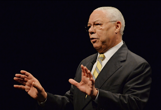 Colin Powell Urged Hillary Clinton's Team Not to Scapegoat Him for Her Private Server, Leaked Emails Reveal