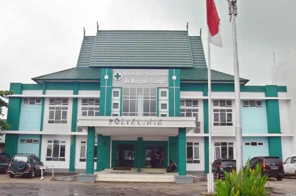 Alamat Lengkap dan Nomor Telepon RS Rujukan Corona di Kalimantan Tengah