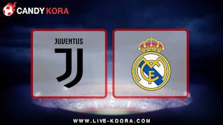موعد مباراة ريال مدريد ويوفنتوس 3-4-2018 دوري أبطال أوربا