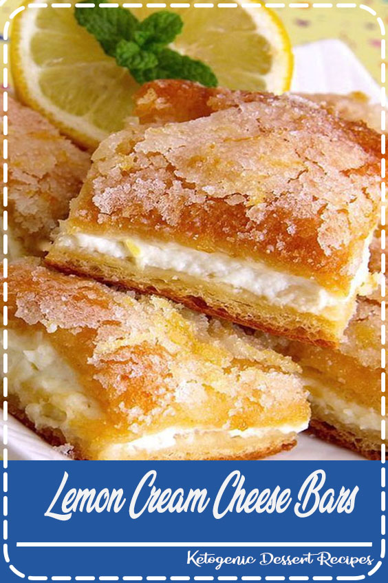 Nothing brings a recipe to life like fresh lemons! For a change of pace from the standard Southern-style lemon bars, you need to look no further! This recipe is easy and the taste is divine. I have also made this with Splenda® and low-fat cream cheese and they were just as wonderful.