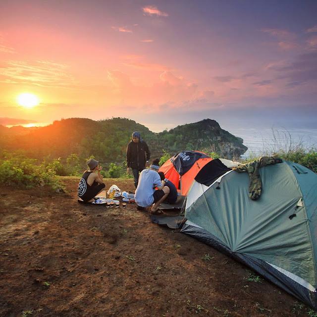 Camping Puncak Kosakora