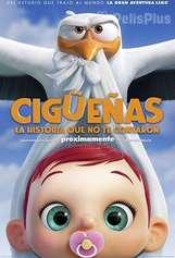Cigueñas (Storks) 2016 Película Online español latino hd