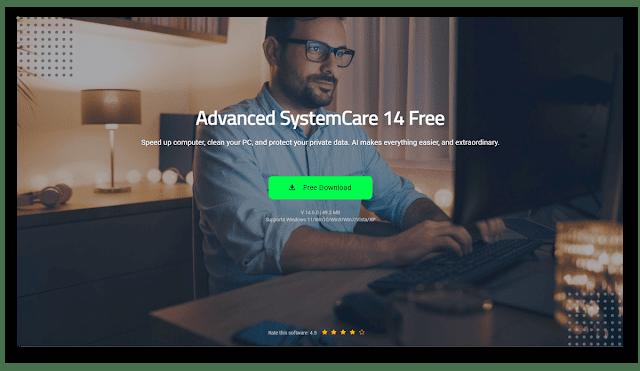 تحميل برنامج Advanced SystemCare PRO 14 مجانا