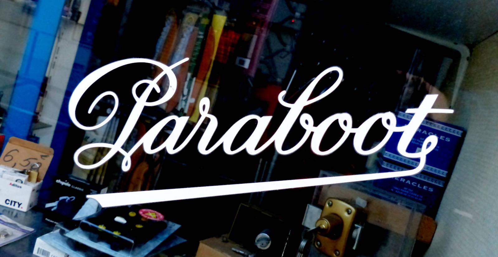 Paraboot - Cordonnier Les 3 Places, Tourcoing