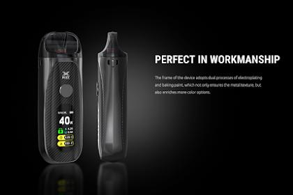 Kelebihan dan Kekurangan SMOK Pozz X Pod System Kit 40W