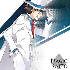 Siêu Trộm Kid  Magic Kaito