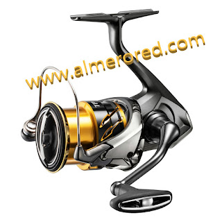 Carrete SHIMANO twin power fd para pesca gama alta
