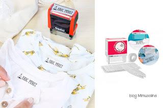 imprescindibles día de guardería sello textil blog mimuselina