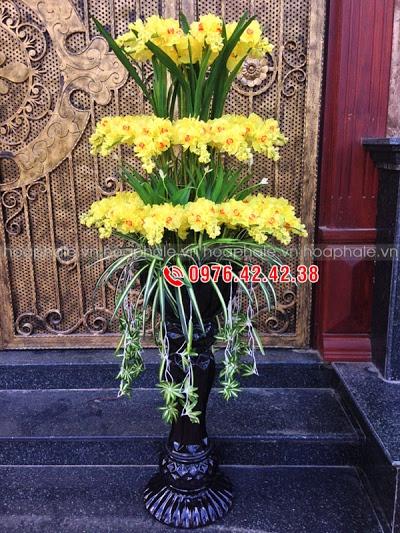Hoa da pha le tai Quynh Loi