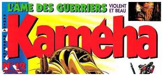 Kaméha, des éditions Glénat