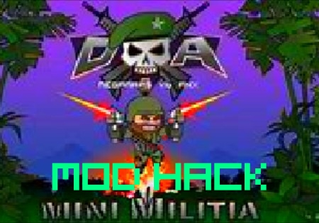 Mini Militia mod hack apk download