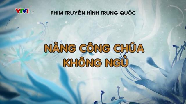Nàng Công Chúa Không Ngủ – Trọn Bộ Tập Cuối (Phim Trung Quốc VTV1 Thuyết Minh) – Ly Nhân Tâm Thượng