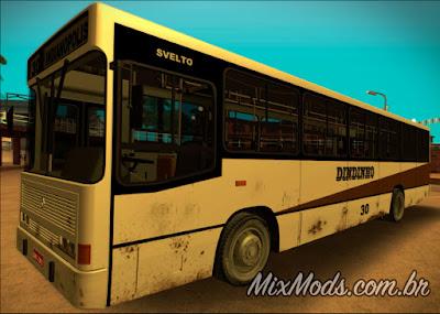 mod ônibus brasileiro de dindinho para gta sa