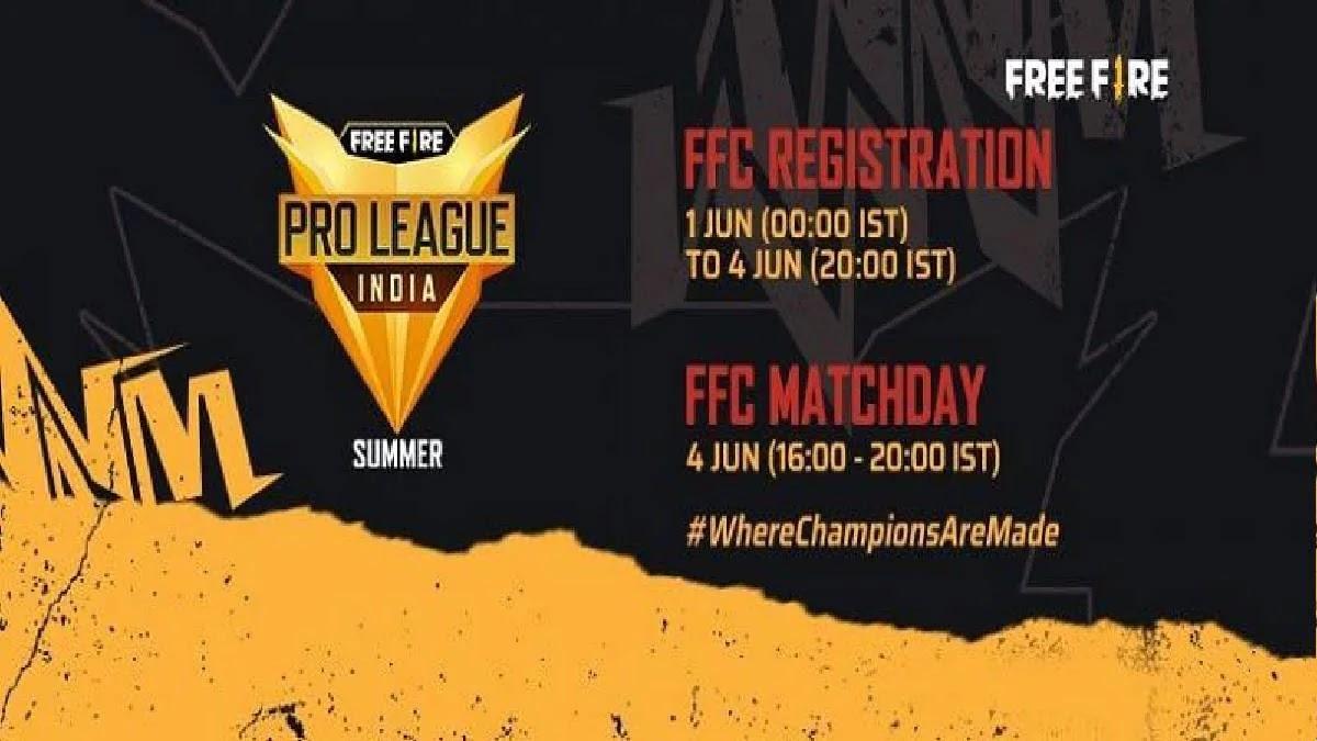 Free Fire Pro League 2021 Summer Begins, The Winner Will Get A Reward Of ₹ 35 Lakh