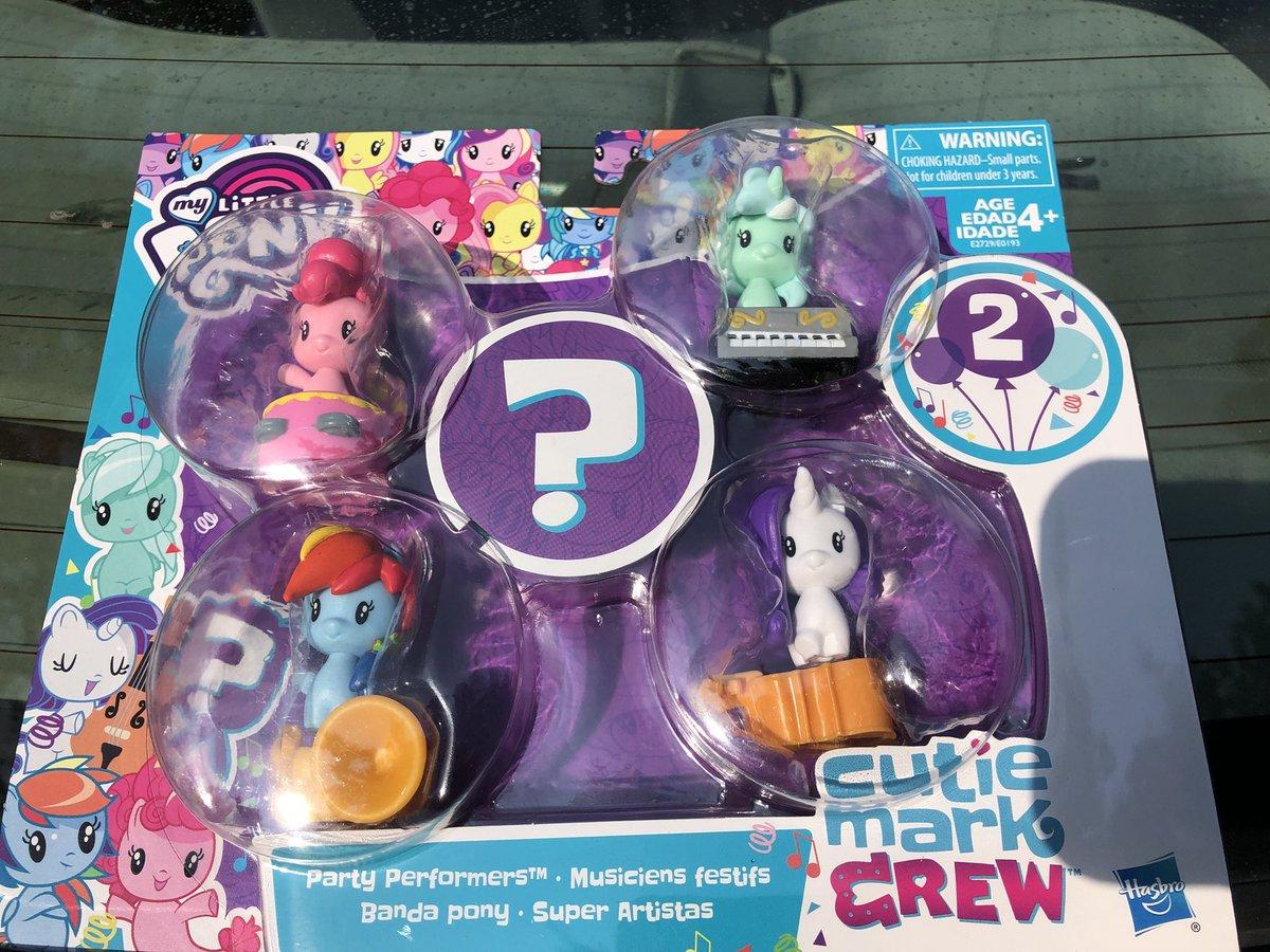 My Little Pony  Starter Kit 8 Varieties   New