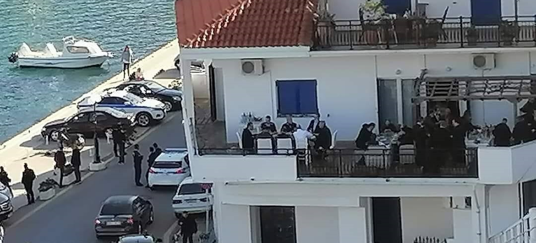 Στεφανάδης: Τηρήθηκαν τα μέτρα στο γεύμα του Πρωθυπουργού