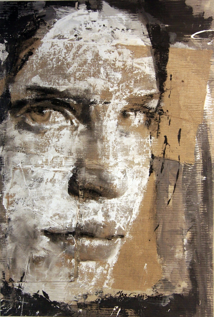 Massimiliano Gasparini 1970 | Italian painter