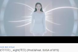 IU - eight (prod.&feat.SUGA of BTS) chord(kunci)gitar mudah lagu k-pop trending youtube
