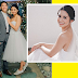 Volleyball Star Denden Lazaro Wore Sneakers To Her Wedding