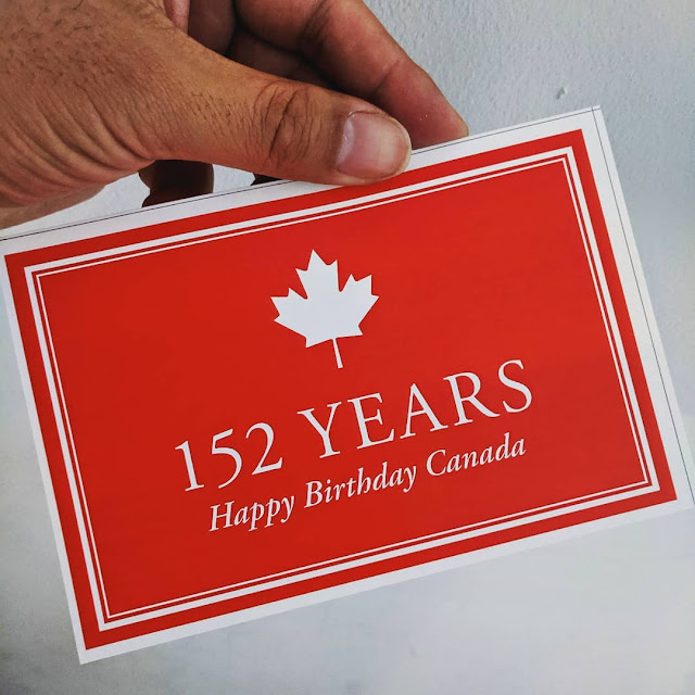 152nd Canada Day Happy Birthday Images Wish