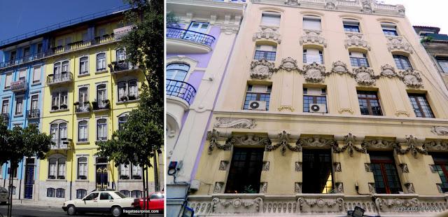 Lisboa: Chiado e Baixa