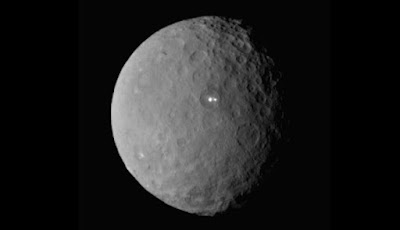 Bahan Organik Kehidupan ditemukan di Ceres
