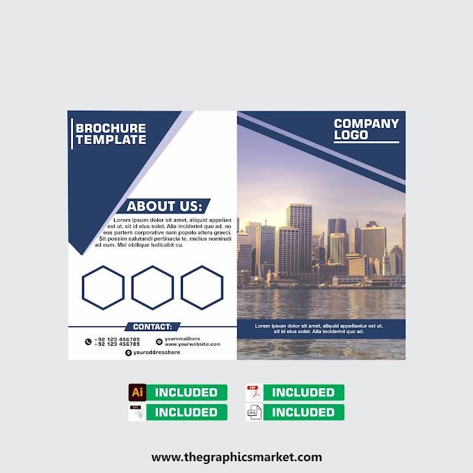 Real Estate Brochure   Free Download