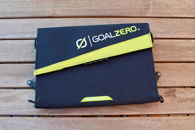 Goal Zero Nomad 7 Solar Panel Review
