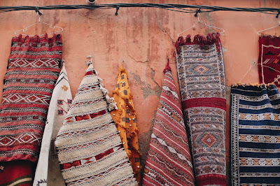 Marrakesh medina shopping