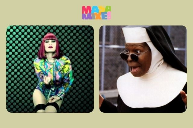 Oh Happy Domino (Jessie J vs. Mudança De Hábito)