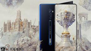 CHÍNH THỨC: OPPO trở thành đối tác Smartphone cho CKTG 2019