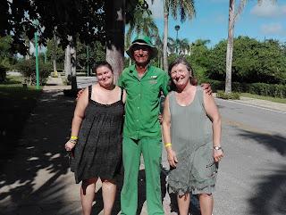 Jardinero Sirenis Punta Cana, vuelta al mundo, round the world, mundoporlibre.com