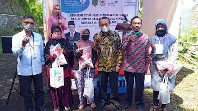 Sosialisasi Program KB, Syuir Syam:  Program KB untuk Tingkatkan Kualitas Keluarga
