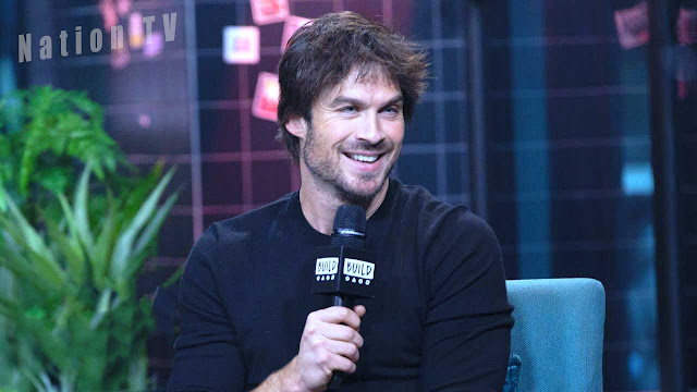 Vampire Diaries - Ian Somerhalder Said Damon is Not going to be on Legacies