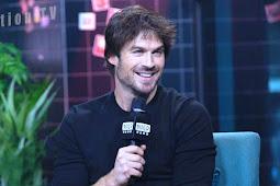 Vampire Diaries - Ian Somerhalder Said Damon is Not going to be on Legacies