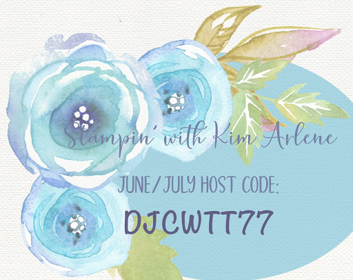 JUNE/JULY HOST CODE