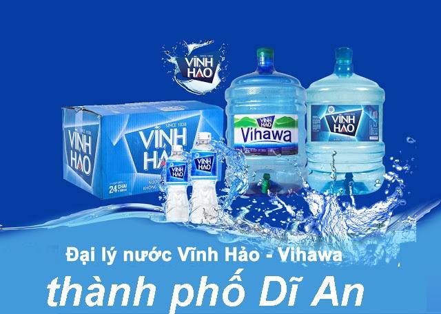 Đại lý nước Vĩnh Hảo- Vihawa ở tại Dĩ An, tỉnh Bình Duong- DAI LY NUOC VINH HAO DI AN