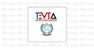 KP TEVTA Courses Application Form