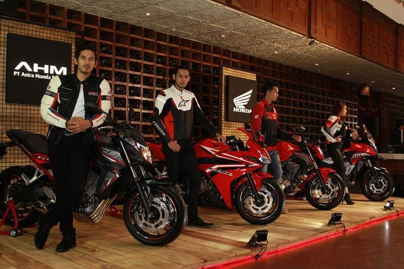 AHM ajak konsumen Big Bike Honda ikuti turing Phuket - Sepang