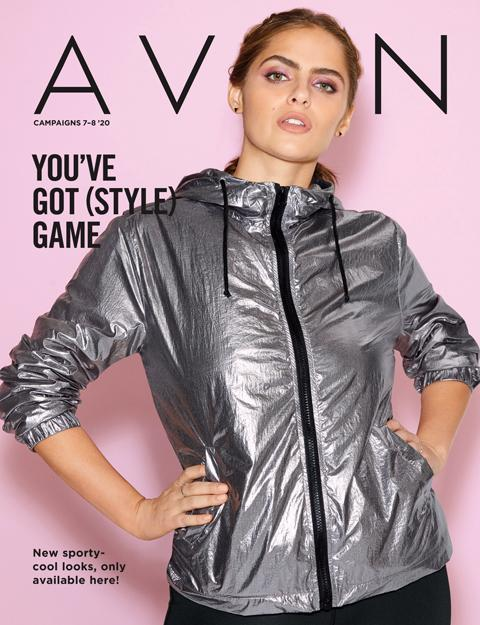 Avon, You've Got Game Campaign 7 2020
